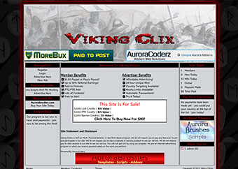 Viking Clicks